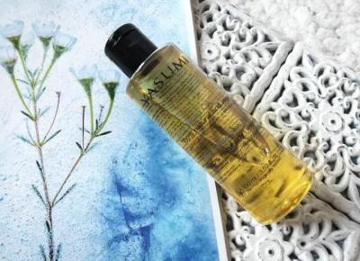 Najlepszy olejek do demakijażu - YASUMI Olejek ryżowy - Malinowe C.