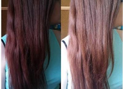 Jak wzmocnić działanie odżywki/maski do włosów - Malinowe C.