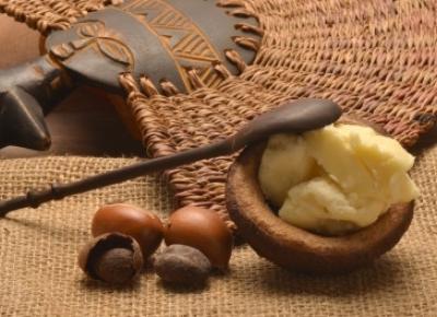 Znane i lubiane - masło shea - Malinowe C.
