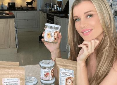 Joanna Krupa założyła własną markę produktów!
