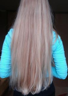 Od niczego do pięknego ! : Szampon koloryzujący palette perłowy blond 315