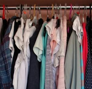 Od niczego do pięknego ! : Porządki wiosenne/letnie jak sprzątać aby wysprzątać- kilka rad jak wysprzątać gardeobę