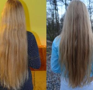 Od niczego do pięknego ! : Aktualizacja włosów #2 -marzec 2016