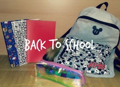 Wakacje | Back To School 2017 - Best blog name