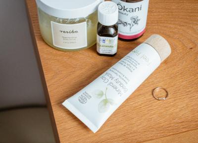 Naturalne kosmetyki na poprawę nastroju | Mar  Lena