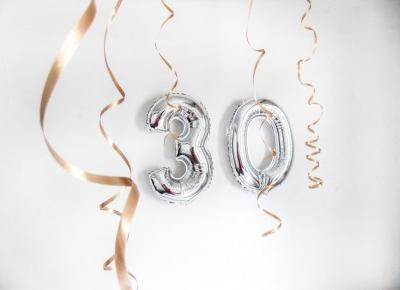 Mar  Lena: 5 rzeczy, które warto sobie uświadomić kończąc 30 lat