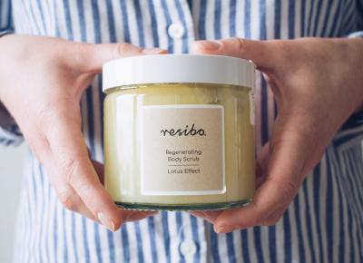 Mar  Lena: Jak ważny dla skóry jest peeling? | Nowy świetny produkt od Resibo | topestetic