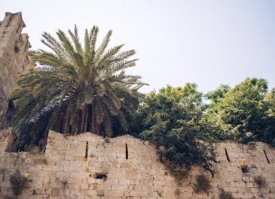 Mar  Lena: Rodos - Stare miasto