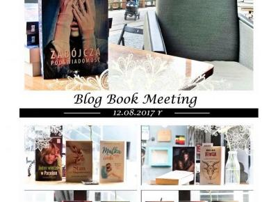 Blog Book Meeting, czyli bliskie spotkania z polskimi autorami