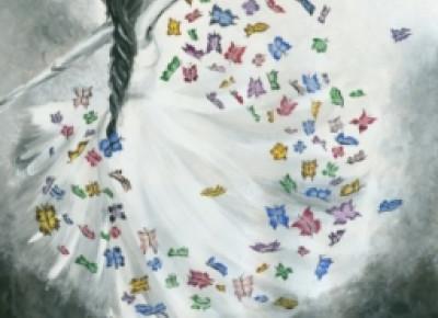 Taniec z motylami - recenzja powieści malowanej emocjami