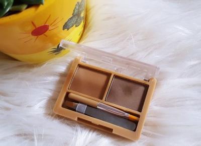Eyebrow Shaping Kit WIBO | Zestaw do malowania brwi | Recenzja