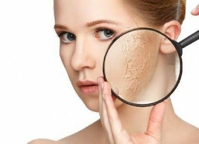 Suche skórki na twarzy-jak się pozbyć
