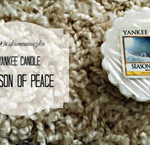 marysia: #Woskomaniaczka: Yankee Candle Season of Peace
