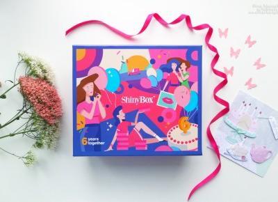 ShinyBox 6 years together – czerwiec 2018 – Happy Birthday ShinyBox!