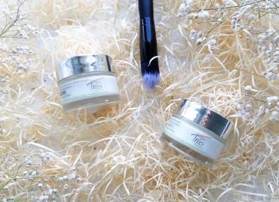Kremy Tria Cosmetics z ekstraktem z imbiru – pielęgnacja bogata w naturę