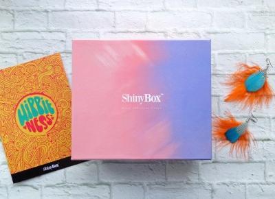 ShinyBox HippieNess – sierpień 2018 - Okiem Blondynki by McBlondi