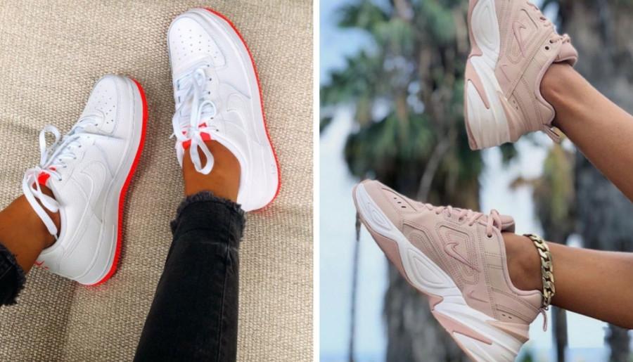 Najmodniejsze sneakersy tego sezonu