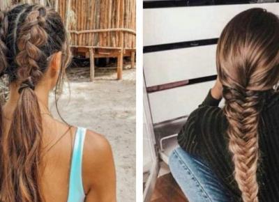 Inspiracje - ciekawe fryzury 😍