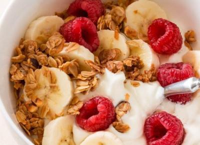 Zdrowe śniadania - inspiracje