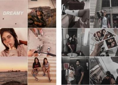 Pomysły na wygląd, kolory, design Twojego Instagrama!