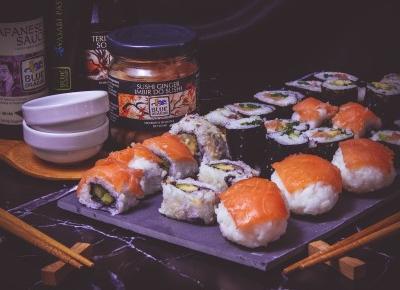 Sushi dla opornych - wersja bez surowej ryby | Welcome To Melodylaniella Land