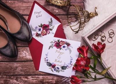 Jak wybrać zaproszenia na ślub - na co zwracać uwagę przy wyborze zaproszeń | Welcome To Melodylaniella Land