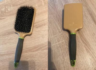 Szczotka do włosów MACADAMIA OIL czyli jak dbam o moje włosy | Witaj w moim swiecie