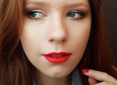 Makijaż dla opadającej powieki i opadającego kącika oka. | Michalina Zawalska