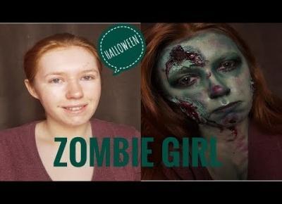 HALLOWEEN| ZOMBIE GIRL