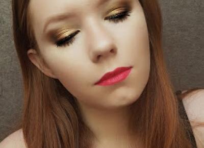 Elegancki makijaż dzienny  | Michalina Zawalska