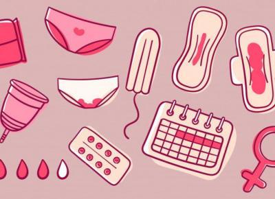 Ciekawostki i zaskakujące fakty o miesiączce