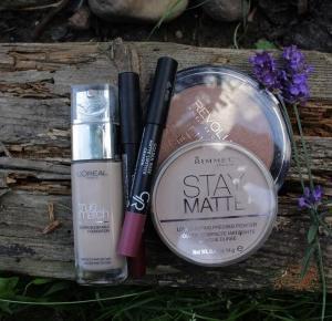 czego używam do codziennego makijażu?