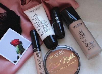 Pierwsze Wrażenie: Revers Cosmetics
