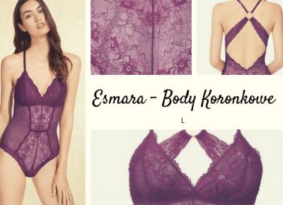 Esmara - Body Koronkowe; test bielizny z Lidla - Miski Dwie - bieliźniarski blog inkluzywny