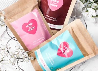 Love Your Body - Nowe peelingi kawowe o trzech apetycznych zapachach | Miss Lilith