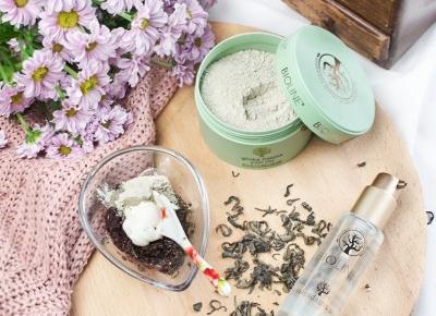 Naturalna pielęgnacja - domowa maseczka herbaciana | Miss Lilith