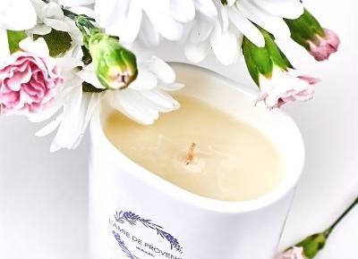 L'amie de Provance - Świeca do masażu o zapachu kwiatu monoi | Miss Lilith