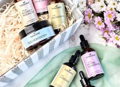 Jak dobrać olej do potrzeb i rodzaju cery? Naturalne oleje NaturalME + kilka sposobów na ich wykorzystanie / ROZDANIE | Miss Lilith
