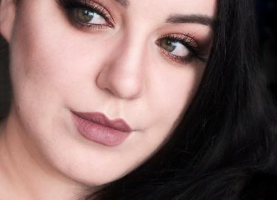 Makijaż krok po kroku - Jesienny smokey eye paletą PÜR Cosmetics Soiree Diaries | Miss Lilith