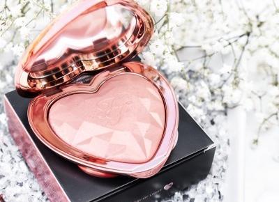 Too Faced, Love Light - Ray of Light. Czy warto kupić rozświetlacz za ponad 120 złotych? | Miss Lilith