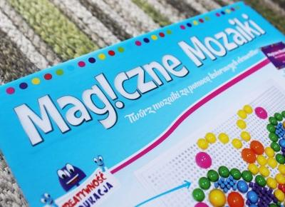 Jak rozwijać kreatywność dziecka? - Magiczne Mozaiki Aleksander - .