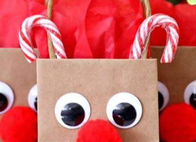 Pomysły na to jak zapakować prezent na święta #1