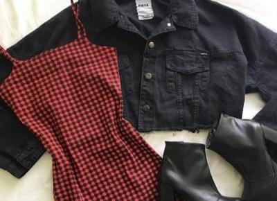 Outfit na dziś