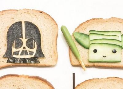 Kreatywne kanapki