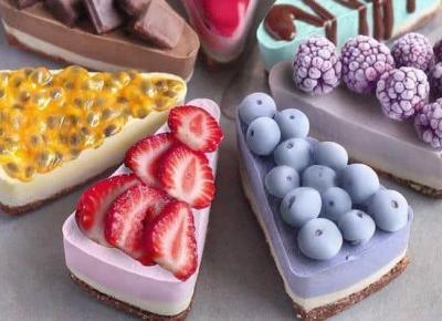 Inspiracje: ciasta