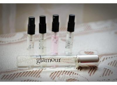 Perfumy Le Glamour: Chanle, Armani, Versace i wiele innych