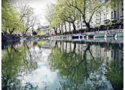 Annecy Francja - zobaczcie najpiękniejsze zdjęcia z Alp