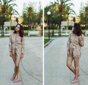 ZAFUL #outfit 62 || Holiday 2016 || Mallorca