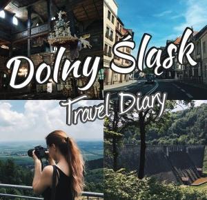 Dolny Śląsk || Travel Diary || RELACJA Z PODRÓŻY