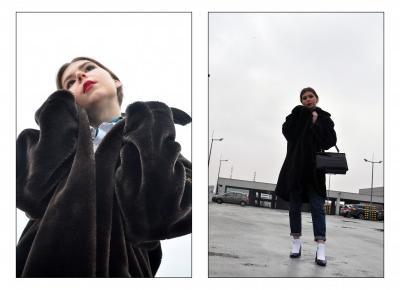 Put a sock on – Magdalena Plak